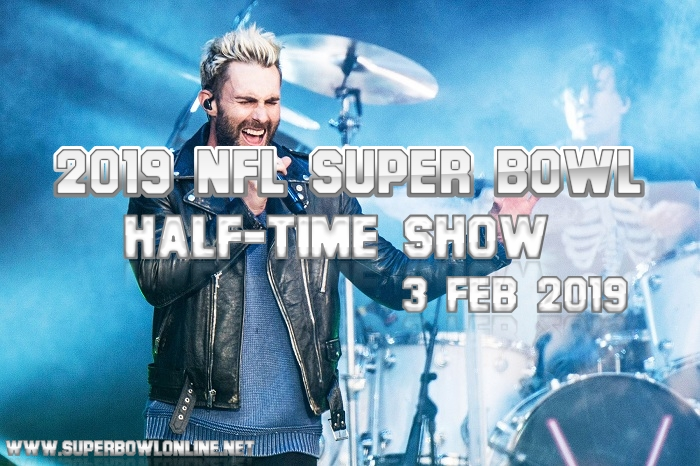 2019 Super Bowl LIII Half-Time Show