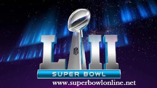 Live Super Bowl LII 2018 Online