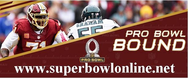 2017 Pro Bowl NFL Week Fixture