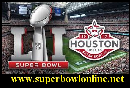 Live  Super Bowl LI 2017 Final Online